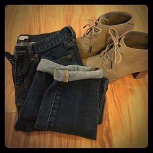 J Crew Stretch Skinny Jeans, size 25